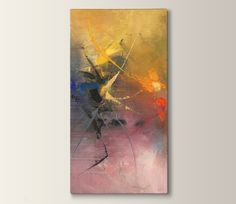 ARTFINDER: 'Insection' by Dan Nash Gottfried - Original acrylic, abstract painting created on canvas.