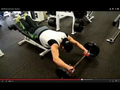 INSANE Ab Workouts In The Gym | brettcap