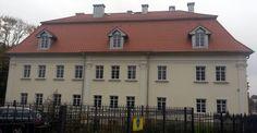 Jagdschloss Tichau — Foto Beschu