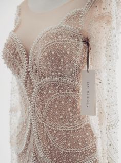 85 Stunning wedding dresses with amazing details, lace wedding dress,hand bead on long sleeves wedding dress,deep plunging neckline wedding dress,heavy embellishment wedding dress Wedding Dress Necklines, Wedding Dress Sleeves, Long Sleeve Wedding, Beautiful Evening Gowns, Stunning Wedding Dresses, Beautiful Dresses, Bridal Gowns, Wedding Gowns, Lace Wedding