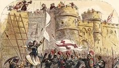 Siege of Orleans, Joan of Arc      On #ThisDayInHistory 1431, at Rouen in English-controlled Normandy, Joan of Arc, the peasant girl who became the savior of France, is burned at the stake for heresy.