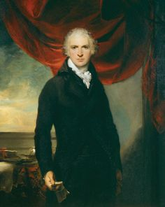 Portrait of Sir Samuel Shephard by Sir Thomas Laurence, 1796