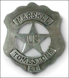 U.S. Marshall Badge