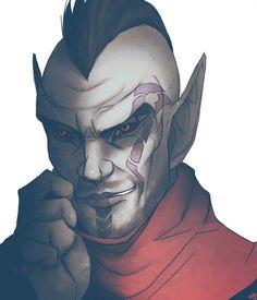 Blade for hire by Darkside-of-Felix on deviantART