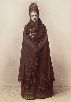 La Comtesse de Castiglione.  Pierson, Pierre-Louis. Rachel, September 1, 1893.