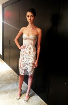 inbal-dror-16-07-short-strapless-pencil-skirt-dress-worn-under-long-sleeve-off-the-shoulder-chantilly-lace-bridal-sheath-dimitras-bridal-couture-wm-b