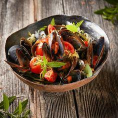 Darf es eine Brise Meer sein? #cookyourlife Ratatouille, Japchae, Ethnic Recipes, Instagram Posts, Food, Essen, Meals, Yemek, Eten