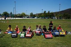 Speedy Nascar party is so much fun! Every kid will be talking about it for weeks!