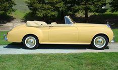 My summertime car, eh Matt?  1959 Rolls-Royce Silver Cloud I Mulliner Drophead Coupe