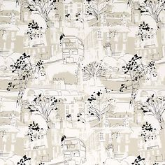 Buy John Lewis Brompton Road Fabric, Linen Online at johnlewis.com