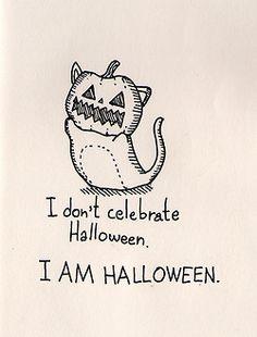 I am Halloween