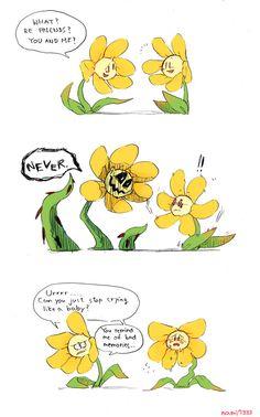 Undertale,фэндомы,Flowey,Flowey the flower,Undertale… Flowey Undertale, Undertale Game, Undertale Comic Funny, Undertale Pictures, Undertale Fanart, Flowey La Flor, Flowey The Flower, Cry Like A Baby, Ninjago Memes