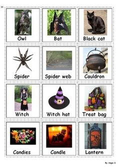 Autism and Special Needs Communication Crads- #Halloween, for more resources follow https://www.pinterest.com/angelajuvic/autism-special-education-resources-angie-s-tpt-sto/