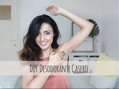DIY Desodorante Casero Natural, Económico y Eficaz