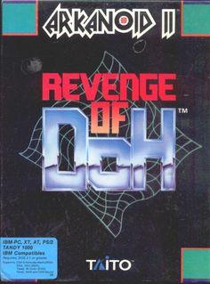 Arkanoid II : Revenge of DOH  http://www.cheapgamesshop.com/arkanoid-ii-revenge-of-doh/