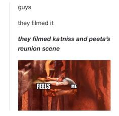 I still remember the feeling I felt when we first kissed. Divergent Hunger Games, Hunger Games Fandom, Hunger Games Humor, Hunger Games Catching Fire, Hunger Games Trilogy, The Fault In Our Stars, Mockingjay, Funny Games, Gale Hawthorne