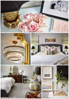 Abby M. Interiors, ORC bedroom reveal