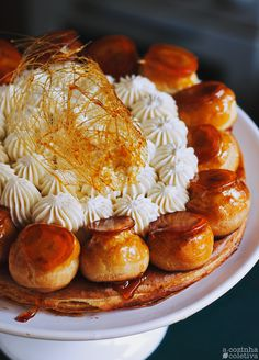 Torta Saint Honor.13 Best Gateau St Honore Images French Pastries Desserts