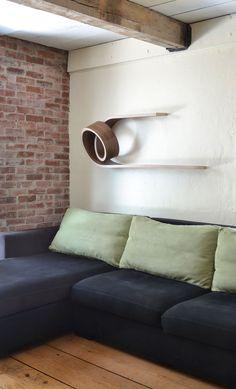 Simple Twist Shelf by KinoGuerin on Etsy