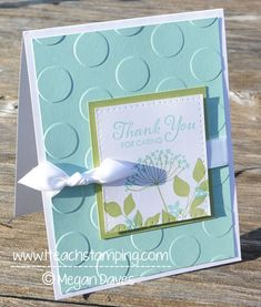Pre-Friday Flip Project! Watch a video tutorial here: http://www.iteachstamping.com/blog/