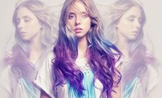 glamluxe-gala:  Ombre Hair InspirationTheombre hairtrend is more popular than ever! #prom hairstyles