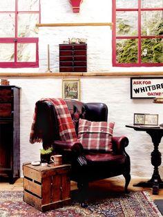 Beautiful Restoration of an old Victorian Mill #interior #design #villa #decor #house