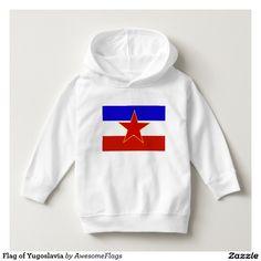 Flag of Yugoslavia Shirts