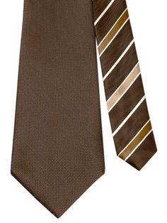 Flipmytie - Men's Brown Reversible Tie, $24.99 (http://www.flipmytie.com/mens-brown-reversible-tie/)