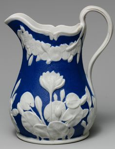 United States Pottery Company (1852–58) http://www.metmuseum.org/art/collection/search/5864?rpp=20&pg=15&rndkey=20131120&ao=on&ft=*&deptids=1&when=A.D.+1800-1900&pos=282