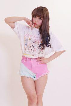 【予約販売!!4月22日よりお届け!!】吾妻ひでお x galaxxxy Summer Time T-shirt - galaxxxy│ギャラクシー公式通販│galaxxxy official online shop