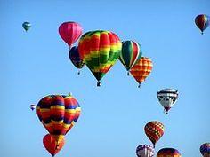 Hot Air Balloons, Hot-Air Ballooning