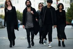Image result for rick owens summer streetstyle