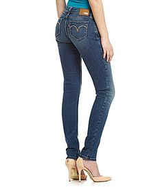 Levi's Curve ID Bold Curve Skinny Jeans