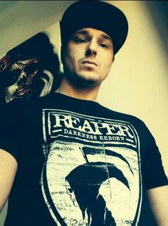 Reaper fashion. #ZakBagans