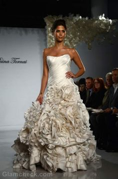 Pnina Tornai Bridal Collection S/S 2012