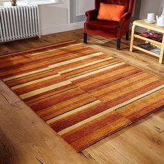 Beautiful Winslow Rug free UK Delivery #striped #rugs #beautiful #UK
