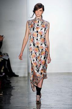 @SUNO NY Fall 2012 Collection #Fashion #design