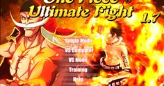 One Piece Ultimate Battle [Flash Game for PC] - One-Piece Games One Piece Games, Game 4, Nintendo Ds, Battle, Pc Online, Arrow Keys, Ps, Android, Collection