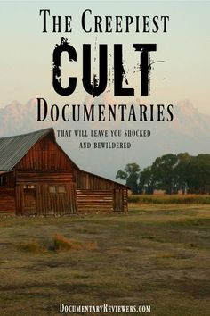 11 Cult Documentaries that Will Leave You Shocked and Bewildered - The Documentary Reviewers