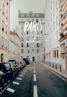 A Paris City Guide with Jonathan Grant The Fresh Exchange Paris Travel Tips, Travel Tours, Travel Guides, Travel Destinations, Travel Bag, Spain Travel, France Travel, Cuba Travel, The Places Youll Go