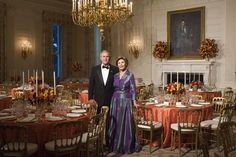 I love this picture they were the classiest couple in the White House such proud Americans representing us!!