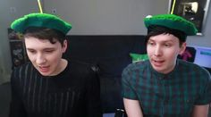 Their hats I'm so done