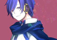 Creds @ ニユキロメルトon Pixiv | KAITO