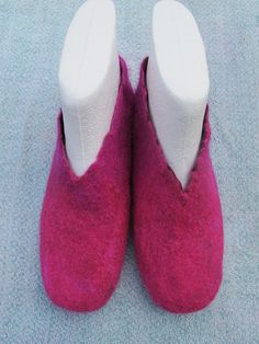 Felted Slippers Tutorial – eternal magpie