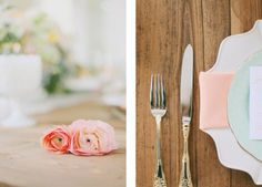 Blushing Bride: Styled Shoot by Michelle Leo Events and Jacque Lynn Photography