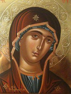 Byzantine Icons, Byzantine Art, Religious Icons, Religious Art, Russian Icons, Religious Paintings, Sacred Symbols, Best Icons, Greek Icons