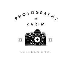PHOTOGRAPHY BY KARM Logo, brand & huisstijl voor een Fotograaf Sneak Preview!