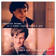 Seems legit #doctorwho #sherlock #sherlockbbc