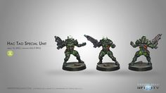 Hac Tao Special Unit (MULTI Rifle)