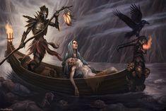 El barquero de Hades, de Scott Murphy